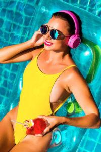 Organiser une pool party